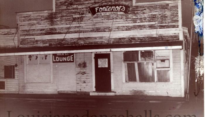 Fontenot's Main Street Lounge