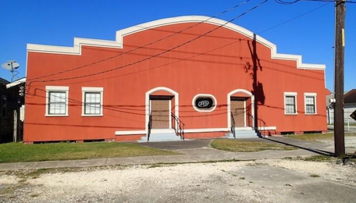 Old Firemen's Hall