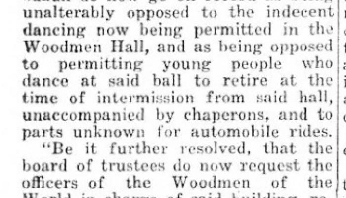 Woodmen Hall