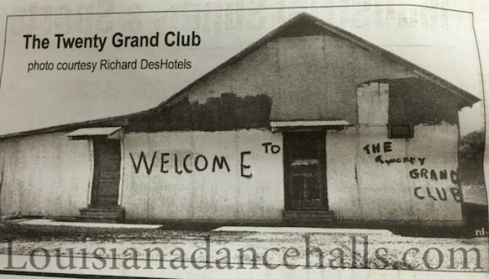 Twenty Grand Club